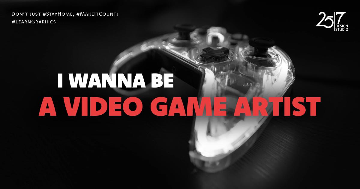 video game artist