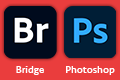 Adobe Bridge, Adobe Photoshop